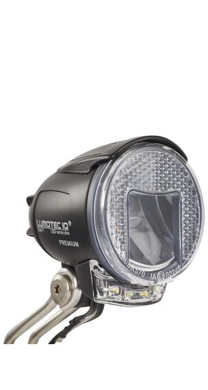 Busch + Müller Lumotec IQ Cyo R Premium T senso plus Fietsverlichting grijs/zwart
